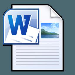 Файлы DOCM тесно связаны с макросами, созданными при помощи MS Office Word