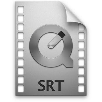 как отредактировать srt