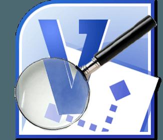 как открыть файл vsd в word - фото 3