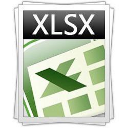 Открываем XLSX файлы при помощи MS Office и бесплатных альтернатив
