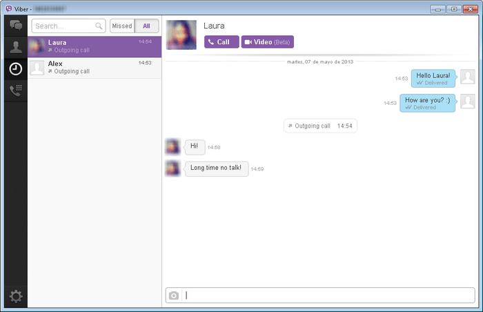 Ближайший и наиболее популярный аналог скайпа - Viber, который приобрел известность в основном благодаря версии под Android