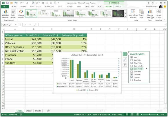 Excel описание программы