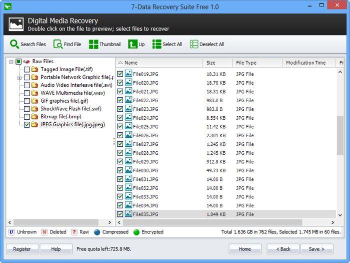 Программа Для Восстановления Файлов После Форматирования Скачать - фото 9
