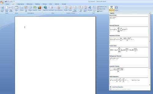 Для профессиональной работы с формулами в ворде можно воспользоваться специальным расширенным редактором функций Microsoft Equation, входящим в офисный комплект