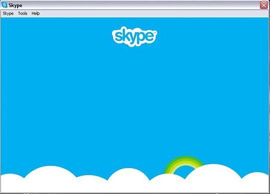 при запуске скайпа синий экран img-1
