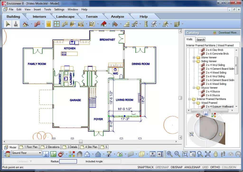Скриншот для Envisioneer Express