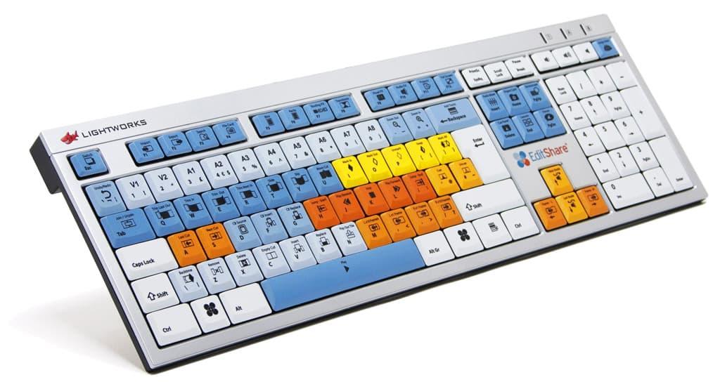 клавиатура Lightworks