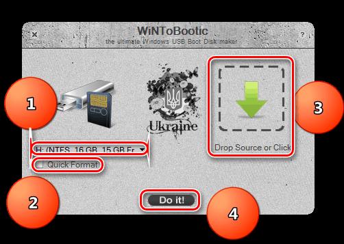 Создание мультизагрузочной флешки в WiNToBootic