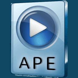 Файл формата APE относится к losless типам - в нем отсутствуют значительные потери качества