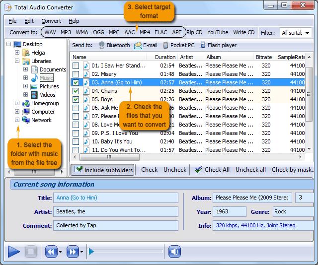 Можно использовать Total Audio Converter для того, чтобы открыть файл формата AMR, и сконвертировать его в нужный формат (WAV, MP3, WMA, и т.д.)