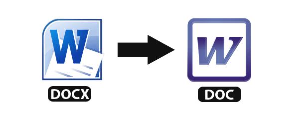 Одни из многочисленных программ-конверторов DOCX в DOC позволит открыть такие файлы на компьютерах с устаревшей версией Office.