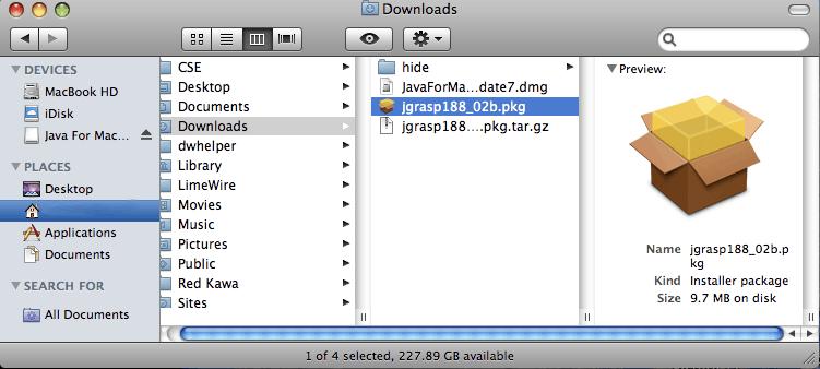 Файл .PKG можно встретить при работе с продукцией Apple - в Mac OS, iPhone, iPad и т.д.