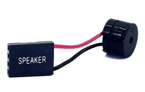 Звуковой сигнал БИОС издается при помощи спикера
