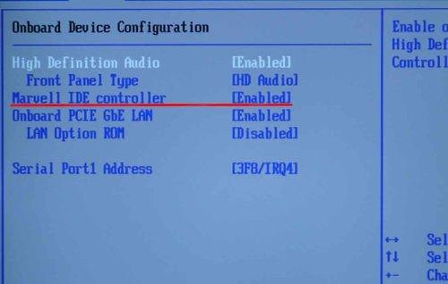 Часто в случае внезапного выключения питания или по неосторожности вносятся изменения в БИОС, в результате которых может отключиться контроллер дисков