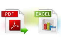 Конвертация документа из PDF в Excel необходима для внесения правок