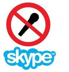 Рассмотрим основные причины неработоспособности микрофона в скайпе