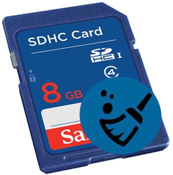 Программа для форматирования SD-карт