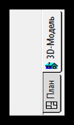 3D-модель floorplan 3d