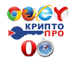 КриптоПро ЭЦП Browser plug-in