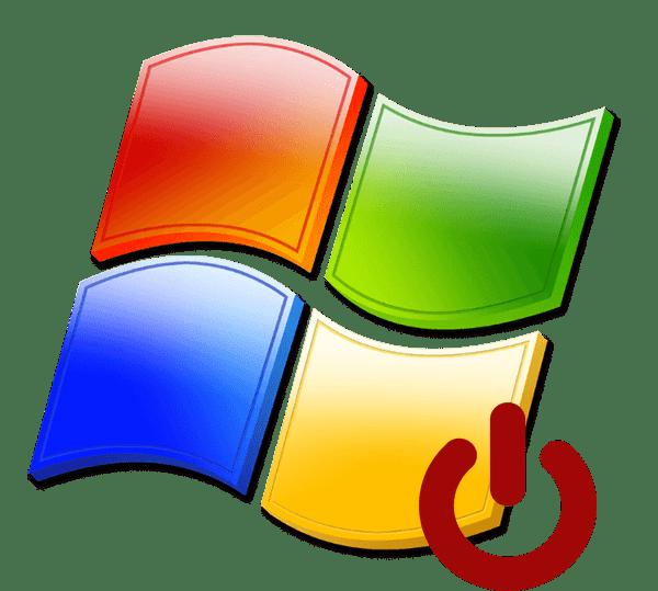 Автовыключение компьютера Windows 7