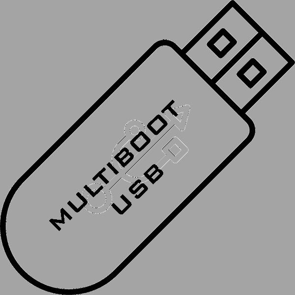 Как создать мультизагрузочную флешку